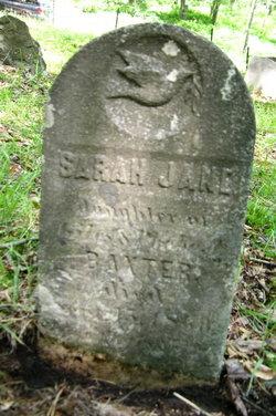 Sarah Jane Baxter