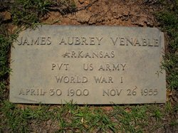 James Aubrey Venable