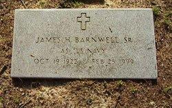 James Harvey Barnwell, Sr