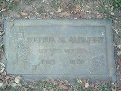 Agusta M. Albright