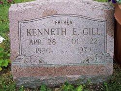Kenneth Earl Kenny Gill