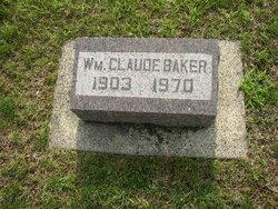 Wm Claude Baker