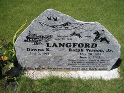 Ralph Vernon Langford, Jr