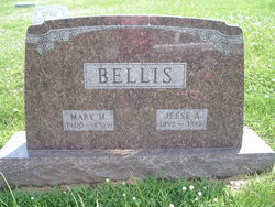 Mary M. <i>Riggs</i> Bellis