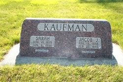 Jacob J Kaufman