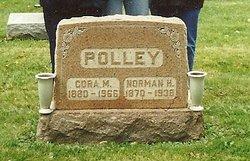 Cora Mae <i>Cook</i> Polley