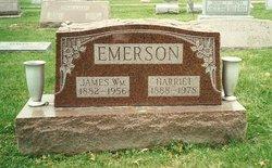 Harriet Hattie <i>Cook</i> Emerson