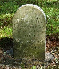 Addie M. Coleman