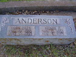 Henry Pitchford Anderson