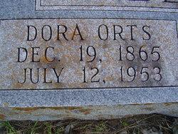 Dora <i>Orts</i> Anderson