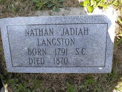 Nathan Jadiah Langston