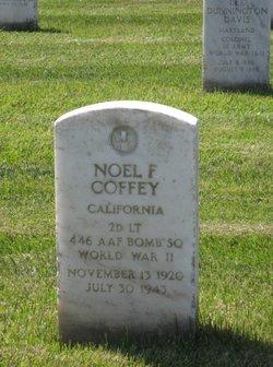 Lieut Noel F Coffey