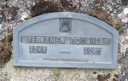 Benjamin Boucher