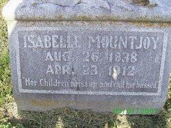 Isabella <i>Bowman</i> Mountjoy