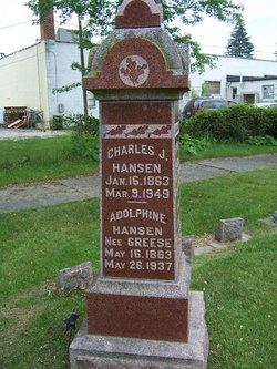 Charles J Hansen