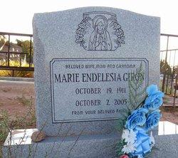Maria Endelesia <i>Gomez</i> Giron