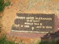 Ernest Leon Alexander