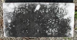 Barry C Aderhold