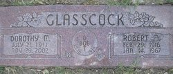 Dorothy Marie <i>Cox</i> Glasscock