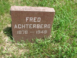 Fred Pat Achterberg