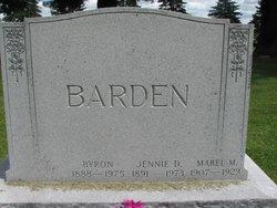 Byron Barden