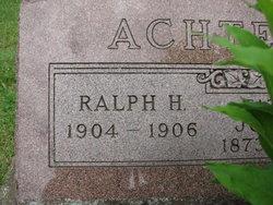 Ralph H. Achterberg