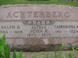 Cairnrona A. Achterberg
