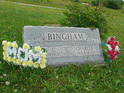 Vida Creola <i>Warner</i> Bingham