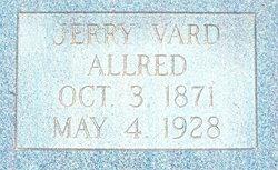 Jerry Vard Allred