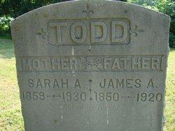 James A Todd