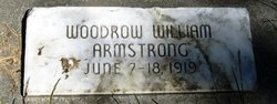 Woodrow William Armstrong