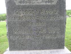 George F Baker