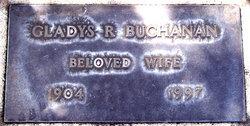 Gladys Ruby <i>Loftis</i> Buchanan