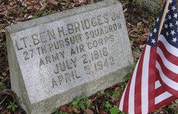 Benjamin Hollon Bridges, Jr