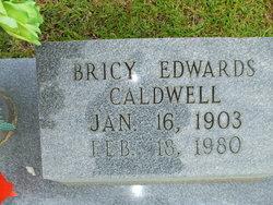 Bricy <i>Edwards</i> Caldwell