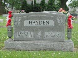 Doris V <i>Merritt</i> Hayden