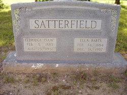 Ella Willis <i>Barts</i> Satterfield