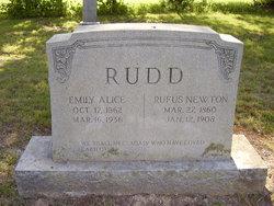 Rufus Newton Rudd