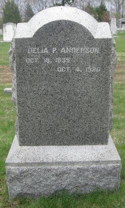 Delia P. Anderson