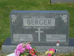 Rose <i>Winters</i> Berger