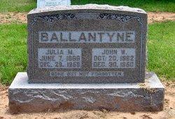 Julia Minerva <i>Jump</i> Ballantyne