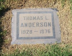 Thomas Lyle Andy Anderson
