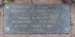 Thomas J Beare