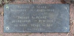 Unknown Beare