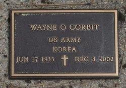 Wayne O Corbit