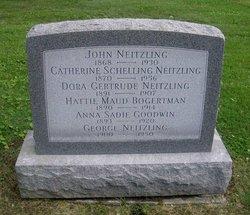 Hattie Maud <i>Neitzling</i> Bogertman