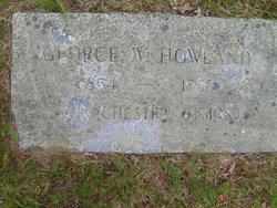 George W Howland