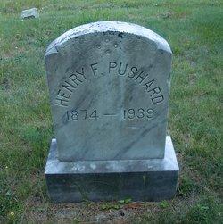 Henry F Pushard