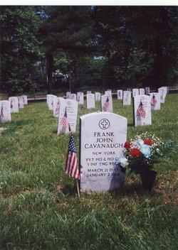 Francis John Frank Cavanaugh, Jr