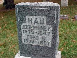 Josephine S. <i>Frost</i> Hau